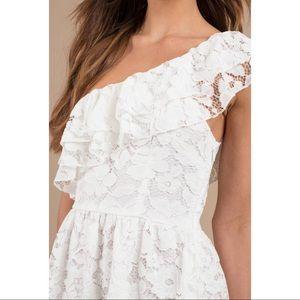 d6005ce6a7c Tobi Dresses -  SALE  NWT Tobi For Dreamers White Lace Dress